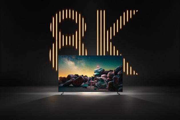 Samsung: QLED 8K sul mercato a fine settembre