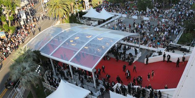 Si avvicina Cannes, e parte il toto film