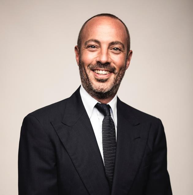 Sky Italia, Maccanico Executive Vice President area Programming