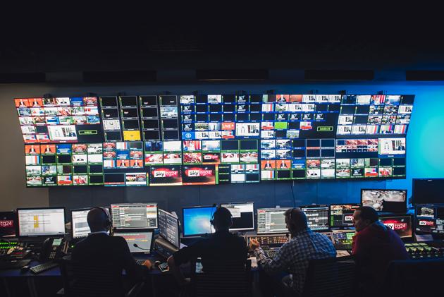 Sky e Vodafone firmano il primo servizio giornalistico live 5G in Europa