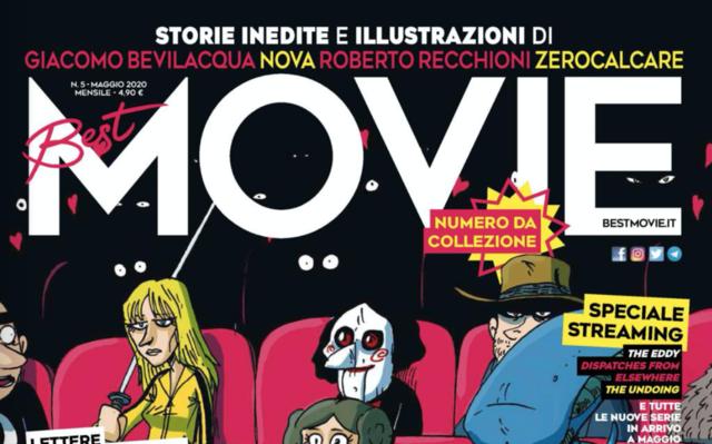 #SonoSoloSenzaSala: Best Movie di maggio è un numero speciale da collezione