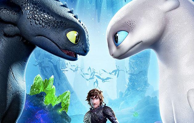Sorrento, grande qualità e animazione per Universal