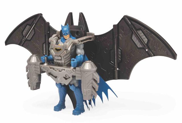 Spin Master presenta la nuova linea di giochi DC e BATMAN