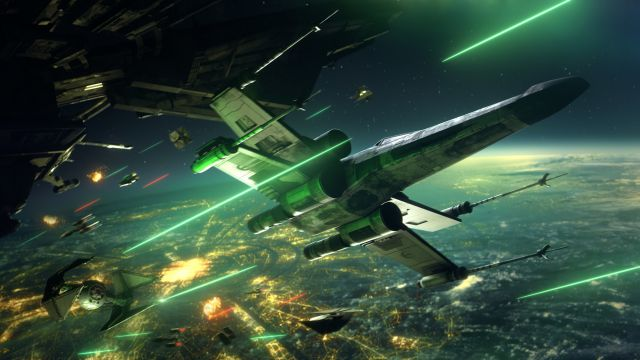 Star Wars: Squadrons in arrivo a ottobre