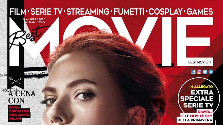 Su Best Movie di aprile Black Widow
