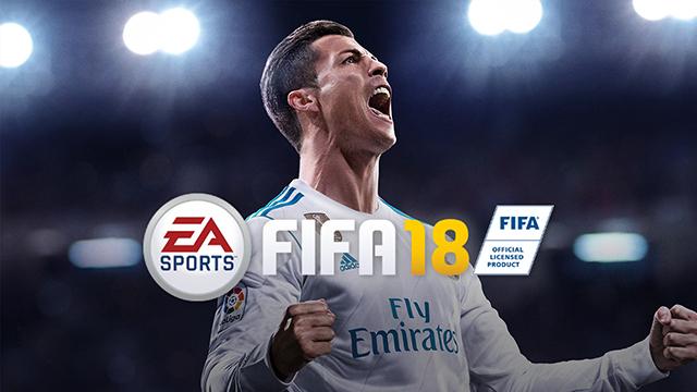 Top 10 Aesvi/GfK: FIFA 18 torna al primo posto