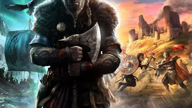 Ubisoft annuncia Assassin's Creed Valhalla