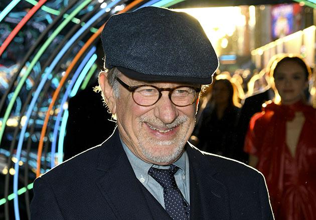 Un cinecomic per Steven Spielberg