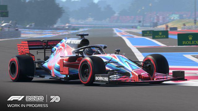 Un nuovo spot per F1 2020