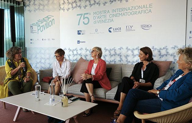 Venezia 75, Accademie unite per il cinema europeo