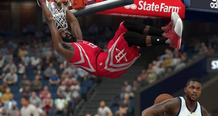 Visual Concepts svela i numeri della serie NBA 2K