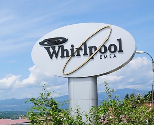 """Whirlpool: """"essenziale dare al sito di Napoli una nuova missione produttiva"""""""