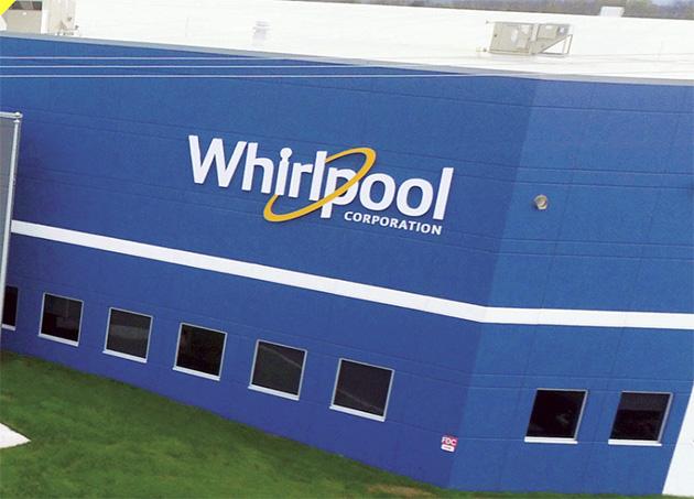 Whirlpool, i sindacati preoccupati per il futuro