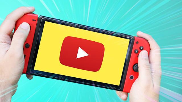 YouTube sbarcherà su Switch?