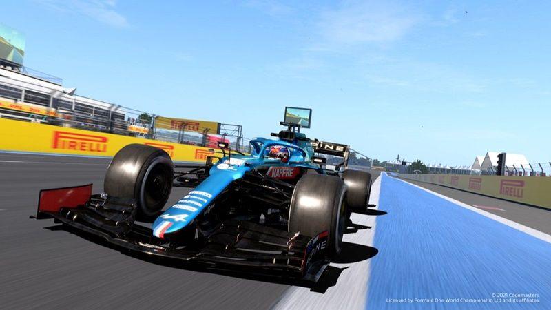 Annunciato F1 2021