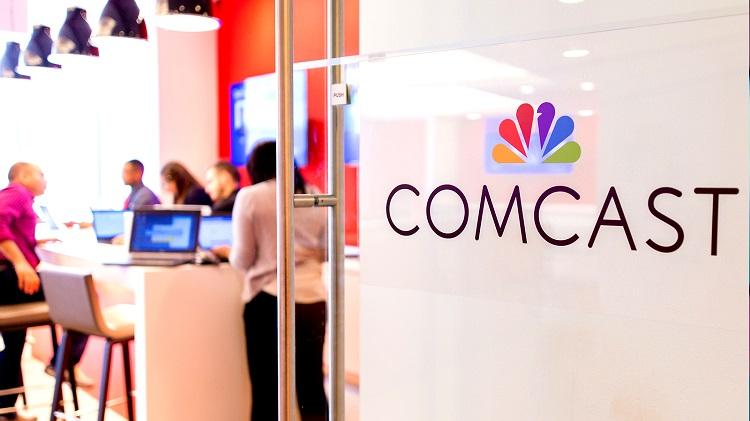 Comcast: bene Sky e Peacock