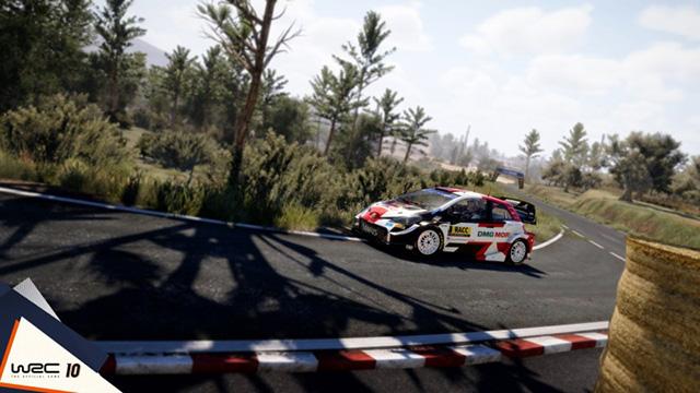 Nacon annuncia WRC 10