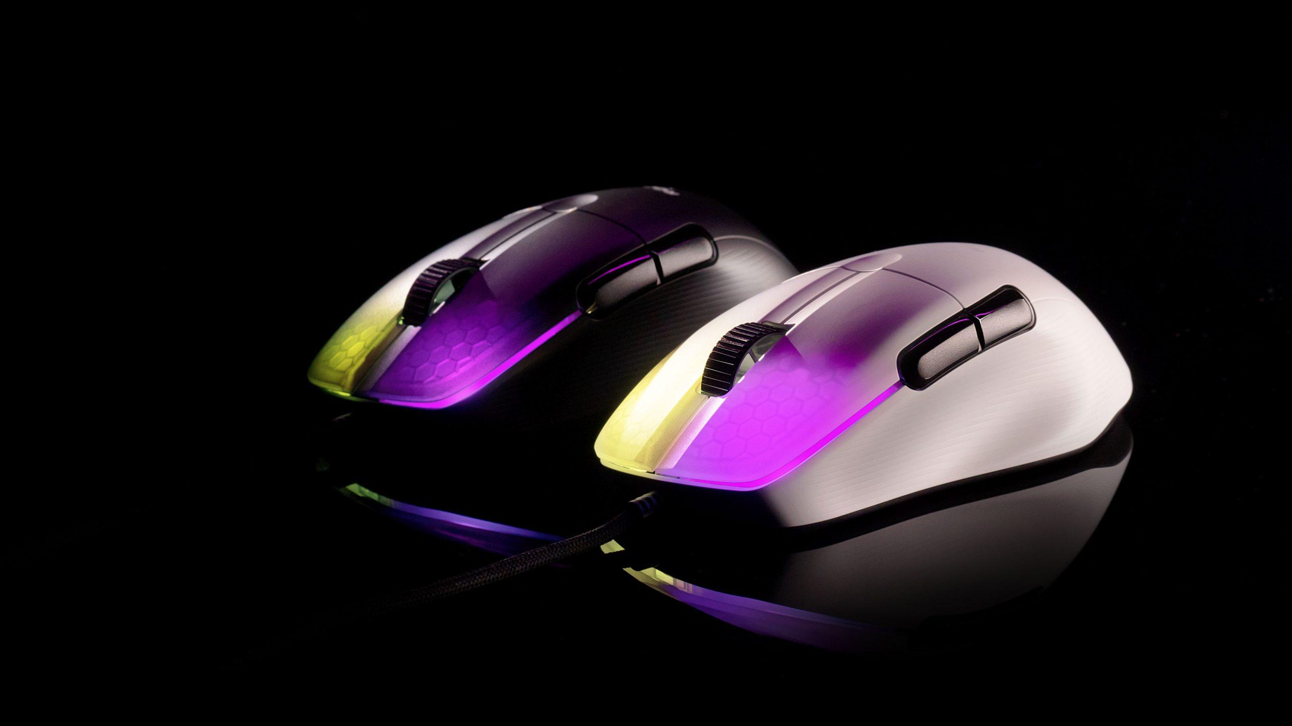 Una nuova linea di mouse per Roccat
