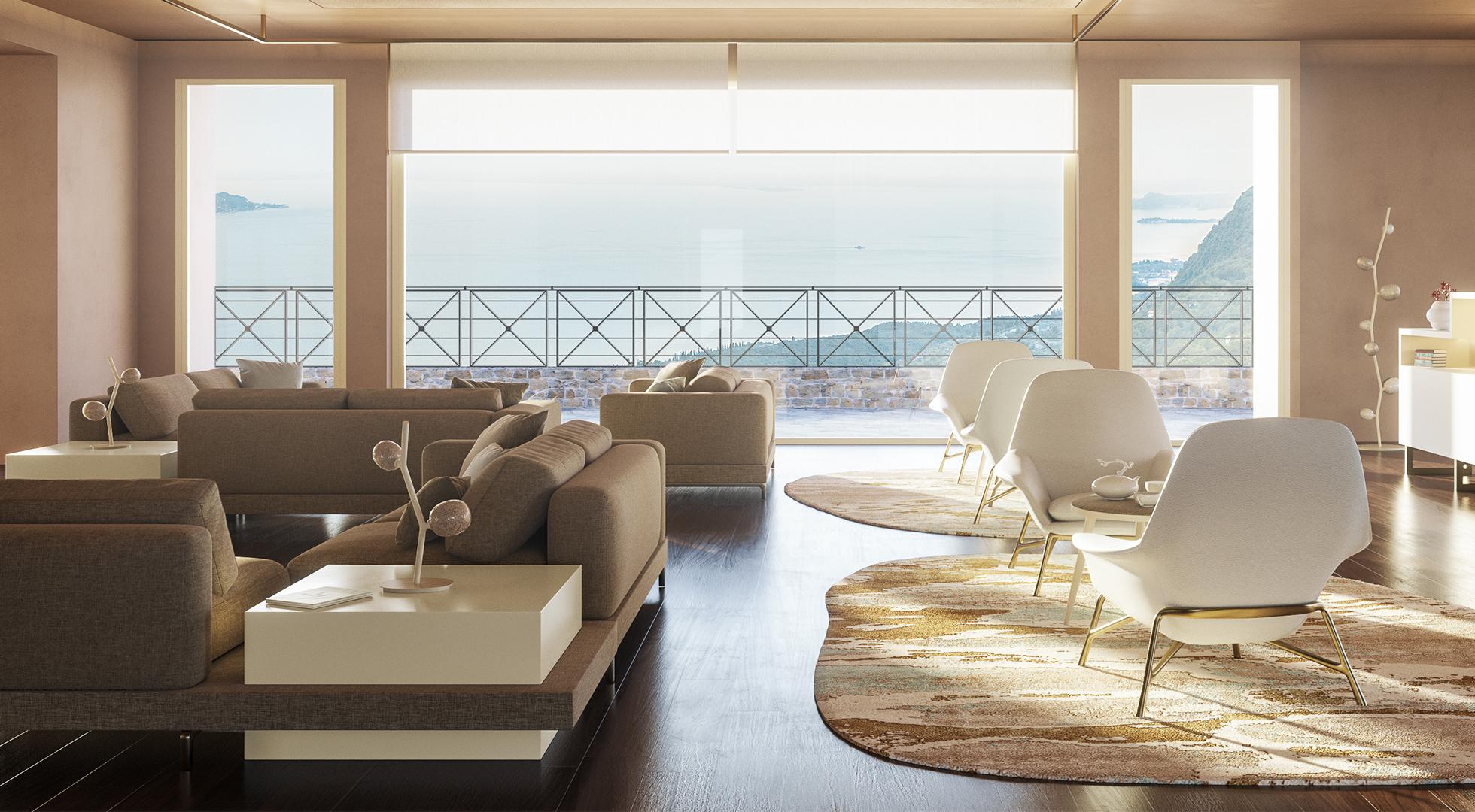 Studio Apostoli firma il restyling del Lefay Resort&SPA