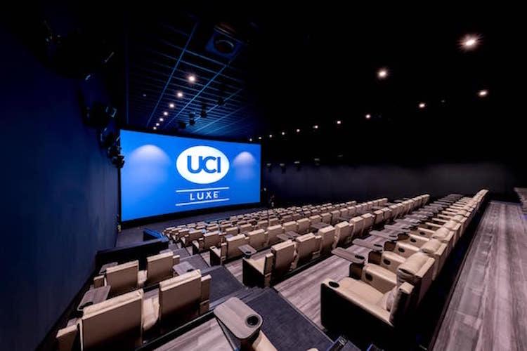 UCI Cinemas, riapertura da metà maggio