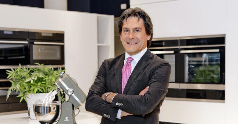 Electrolux: a tu per tu con Stefano Pasini