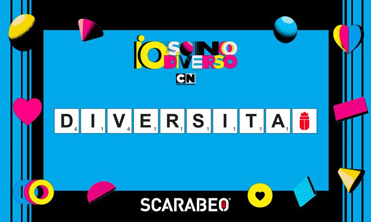 Spin Master e Scarabeo main sponsor di #Iosonodiverso