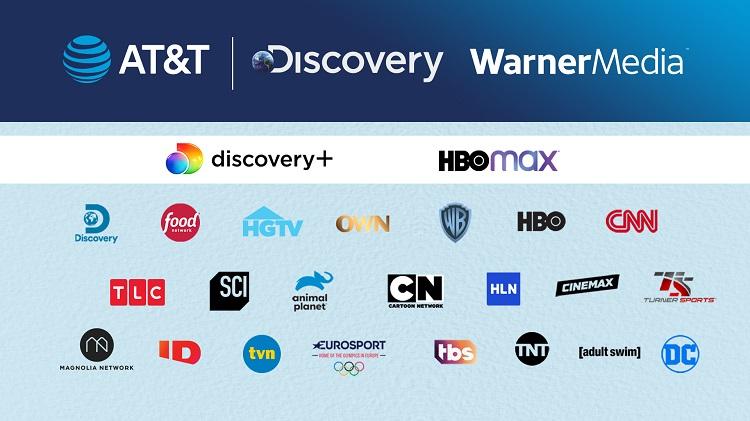 Fusione WarnerMedia e Discovery: nasce un nuovo colosso dell'entertainment