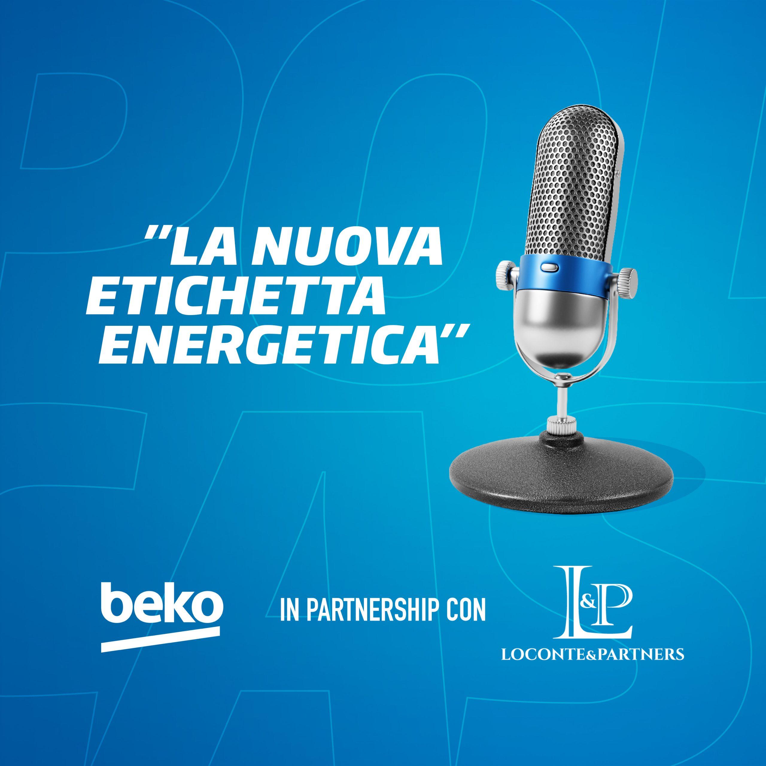 Beko entra nel mondo dei podcast
