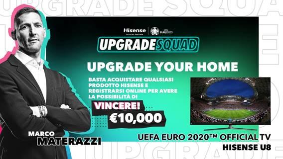 Hisense presenta #UpgradeYourHome