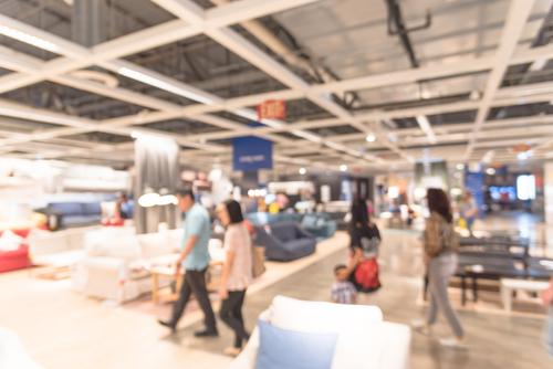 I negozi di mobili tra le attività essenziali