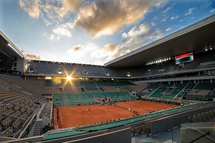 Il Roland Garros su Discovery fino al 2026
