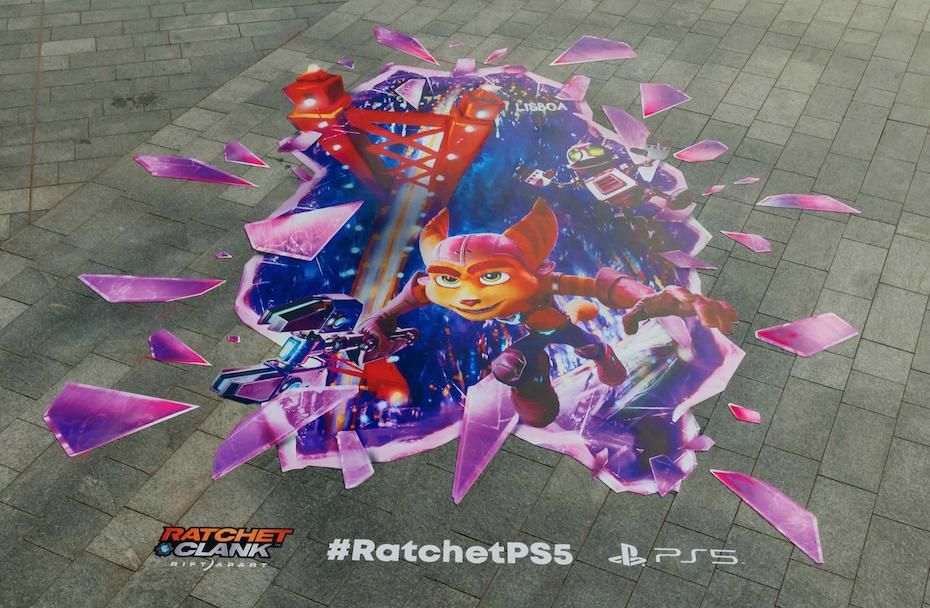 Sony: un varco dimensionale per Ratchet & Clank: Rift Apart