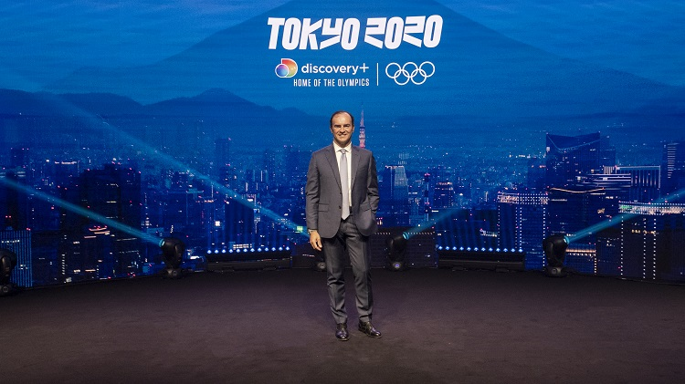 Tutte le Olimpiadi su Discovery+