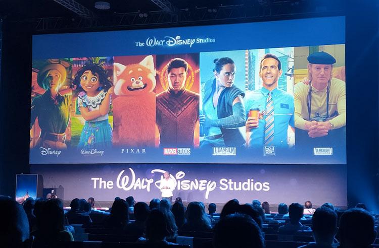 Ciné, la grande carica di Walt Disney