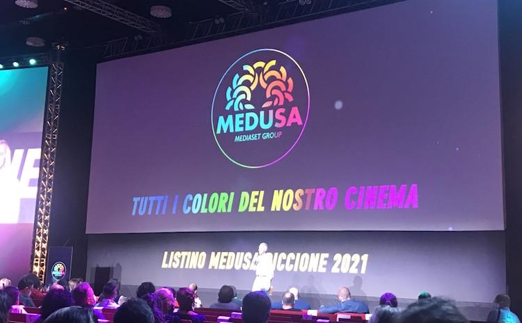 Ciné, tutti i colori del nostro cinema con Medusa