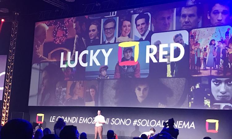 Ciné, grandi emozioni con Lucky Red