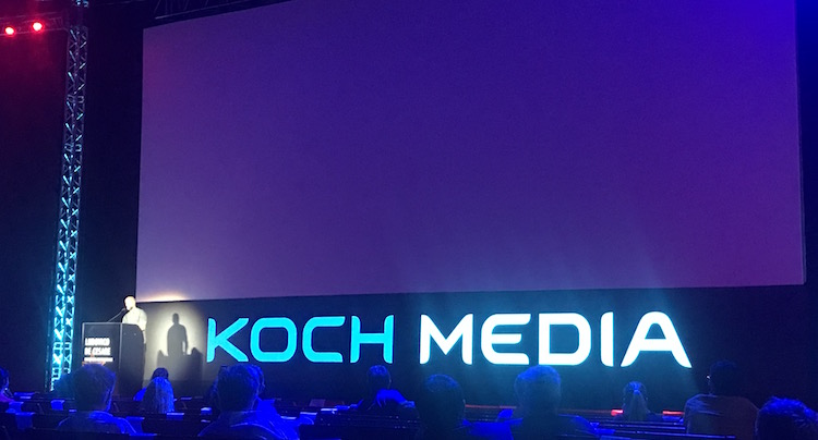 Ciné, anime, cinema di genere e d'autore per Koch Media