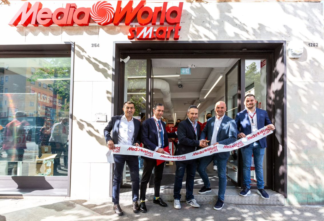 MediaWorld apre due nuovi negozi: a Roma e Torino