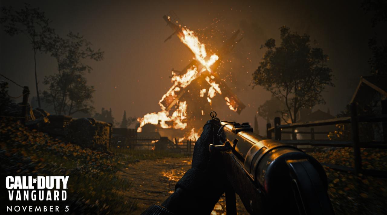 Call of Duty Vanguard disponibile dal 5 novembre