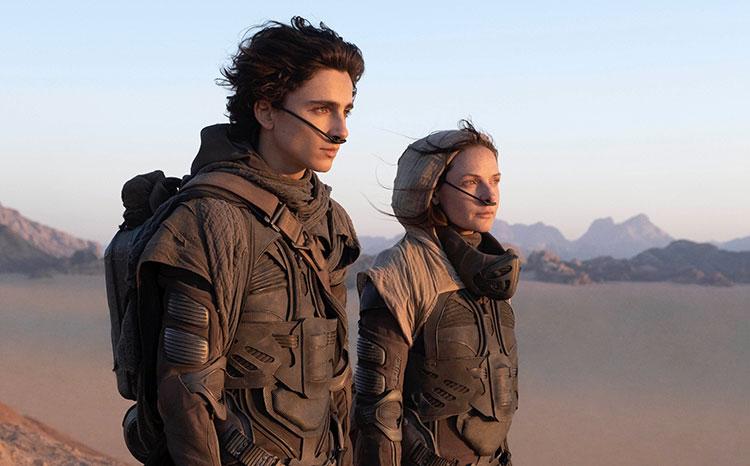 Dune si porta a 850mila euro in due giorni