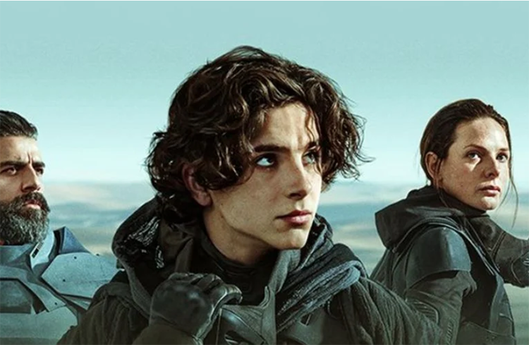 Dune, esordio con il turbo al box office italiano