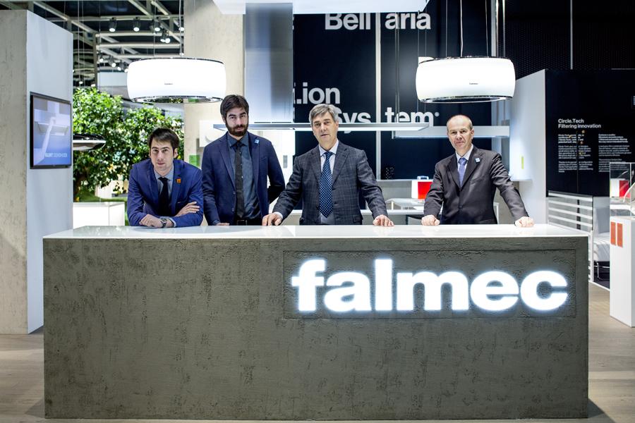 1981-2021: Falmec compie 40 anni
