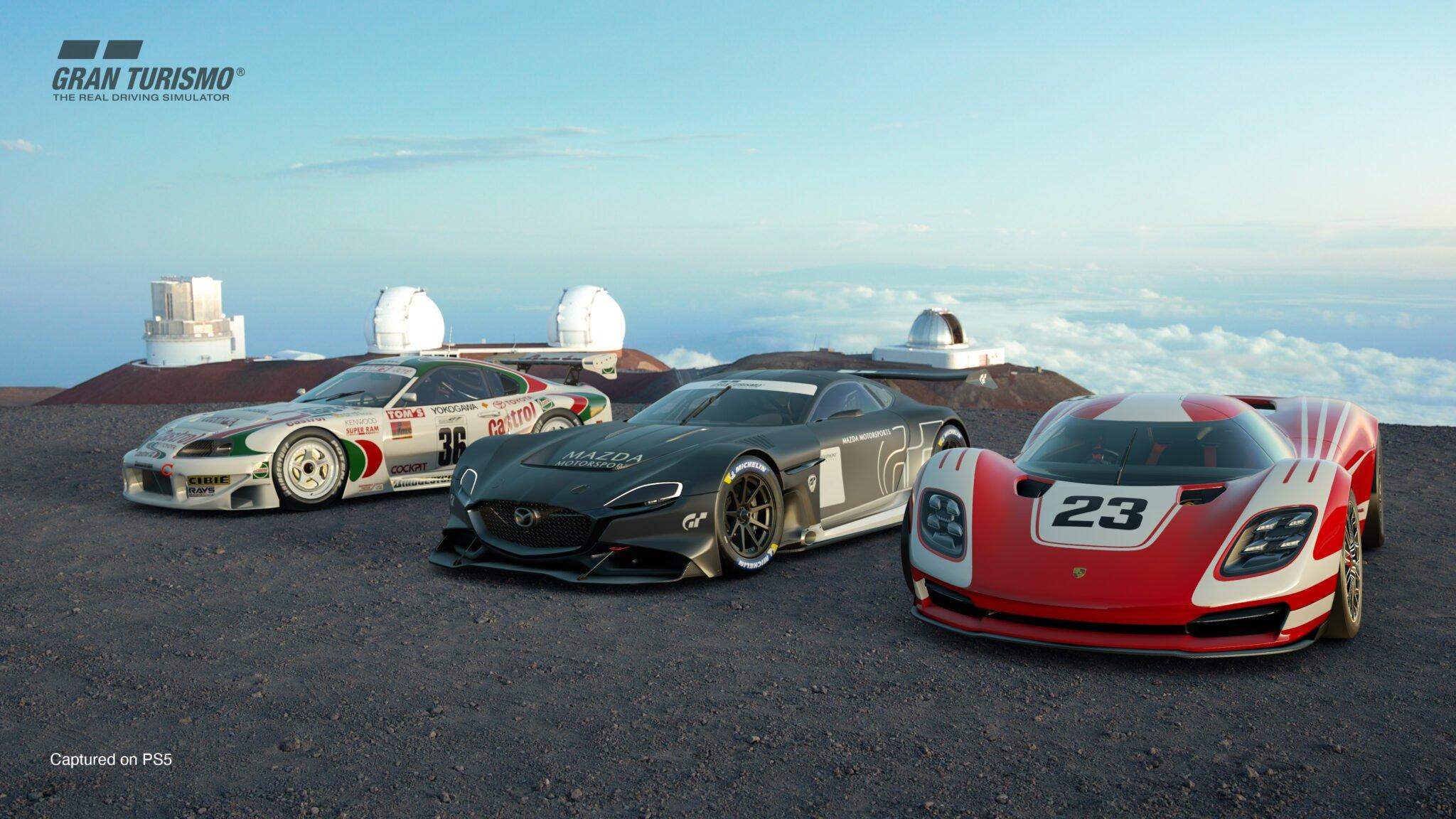 Gran Turismo 7: svelata la 25th Anniversary Edition