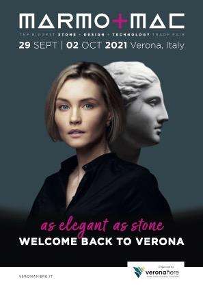 "Marmomac: ""Welcome Back to Verona"""