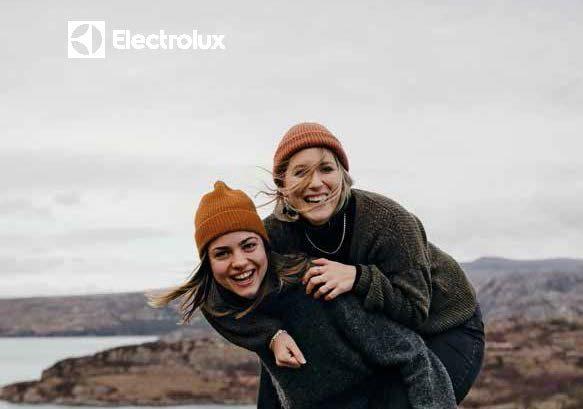 Electrolux: Care Revolution a PordenoneLegge