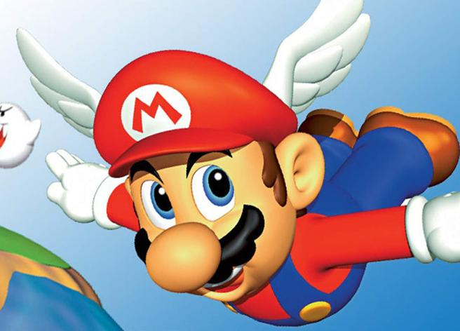 Annunciato il film animato di Super Mario