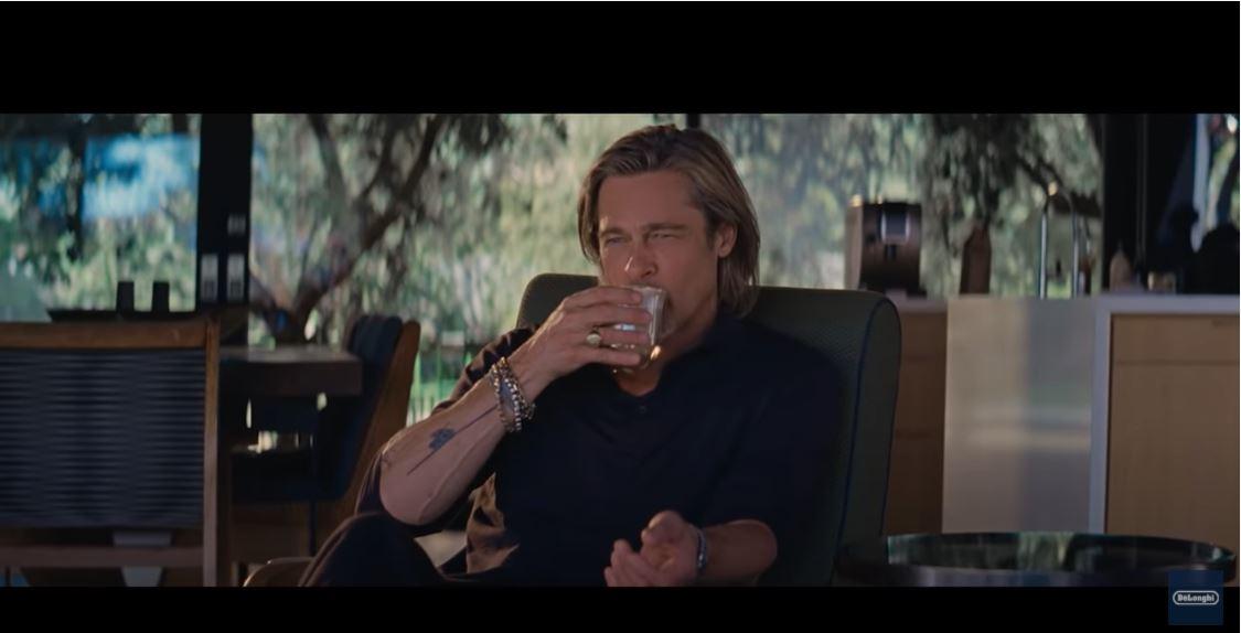 De' Longhi: Brad Pitt, nuovo Ambassador del brand