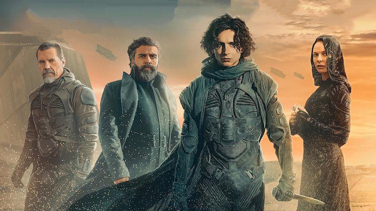 Box Office Italia: straordinario weekend per Dune con 2,1 milioni di euro