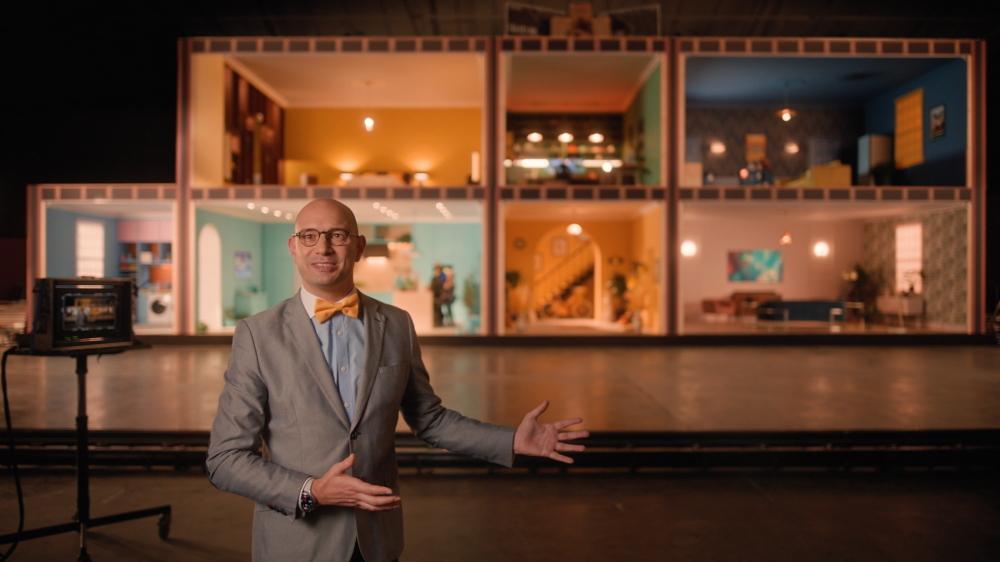 """Samsung presenta """"Life Unstoppable: la casa delle sorprese"""""""