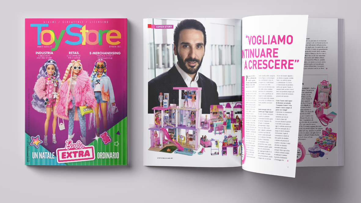 Toy Store di Ottobre è disponibile in digitale